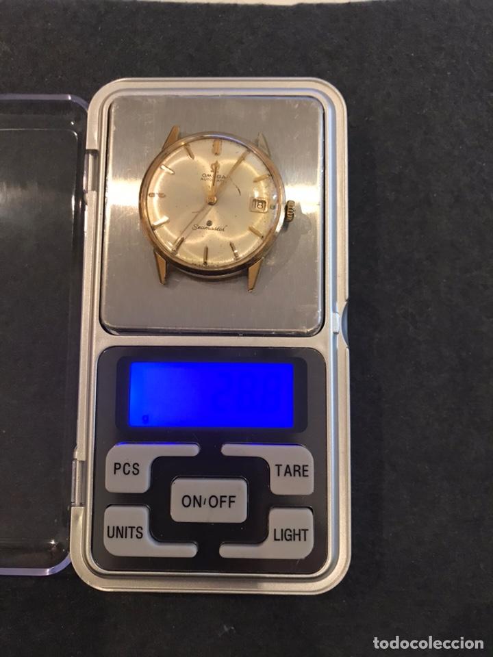 Relojes automáticos: Reloj omega seamaster automatico de oro - Foto 4 - 155637490