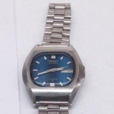 Relojes automáticos: RELOJ SEIKO AUTOMATICO EN FUNCIONAMIENTO ESFERA ESPECIAL. Lote 155970656