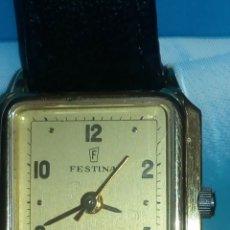 Relojes automáticos: ANTIGÜO RELOZ FESTINA DE PULSERA. Lote 156009900