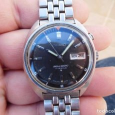 Relojes automáticos: RELOJ DESPERTADOR AUTOMÁTICO MARCA SEIKO MODELO BELL MATIC. Lote 156715854