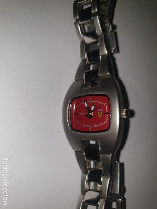 Relojes automáticos: RELOJ FERRARI FEMENINO - Foto 2 - 157178462
