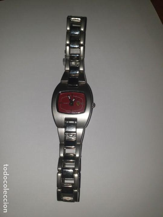 Relojes automáticos: RELOJ FERRARI FEMENINO - Foto 3 - 157178462