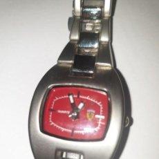 Relojes automáticos: RELOJ FERRARI FEMENINO. Lote 157178462