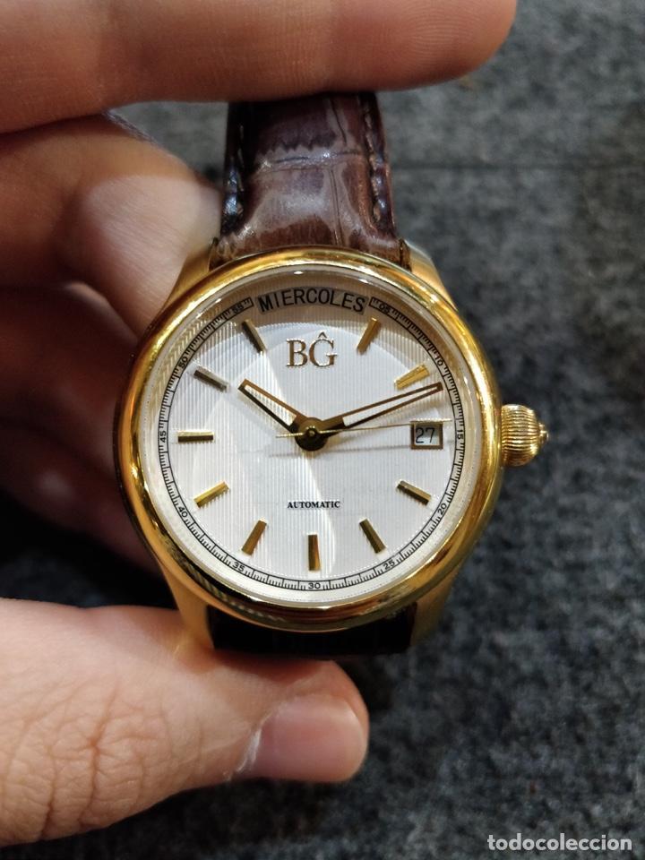 Chelsea Calendario.Reloj Bg Lady Chelsea Automatico Con Doble Calendario