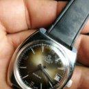 Relojes automáticos: RELOJ DE PULSERA PREMIER 17 RUBIS INCABLOC-NUEVO SIN USO DE FONDO TALLER-TIENDA. Lote 161081562