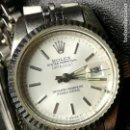 Relojes automáticos: RELOJ DE PULSERA ROLEX OYSTER PERPETUAL DATEJUST-NUEVO SIN USO DE FONDO TALLER-TIENDA. Lote 160932838