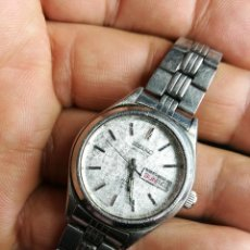 Relojes automáticos: RELOJ DE PULSERA SEIKO AUTOMATIC 17 JEWELS HI-BEAT----USADO------DE ALMACEN TALLER RELOJERO. Lote 160202221