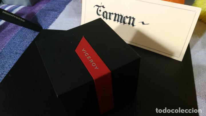 Relojes automáticos: Una leyenda de reloj deportivo ,de quartz, Viceroy colección Fernando Alonso F1, GRANDE,precioso - Foto 2 - 158473950