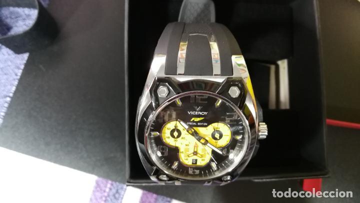 Relojes automáticos: RELOJ DEPORTIVO ,DE QUARTZ, VICEROY COLECCIÓN FERNANDO ALONSO F1, GRANDE, EDICIÓN ESPECIAL - Foto 13 - 158479642