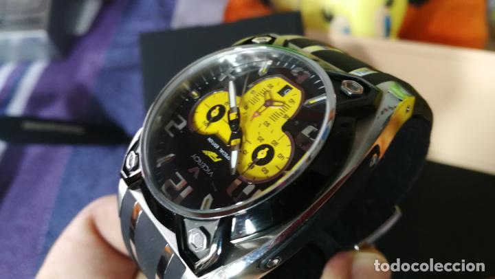 Relojes automáticos: RELOJ DEPORTIVO ,DE QUARTZ, VICEROY COLECCIÓN FERNANDO ALONSO F1, GRANDE, EDICIÓN ESPECIAL - Foto 30 - 158479642