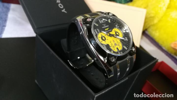 Relojes automáticos: RELOJ DEPORTIVO ,DE QUARTZ, VICEROY COLECCIÓN FERNANDO ALONSO F1, GRANDE, EDICIÓN ESPECIAL - Foto 44 - 158479642