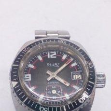 Relojes automáticos: RELOJ GEMA'S CARGA MANUAL CON CORONA TACHIMER ESTERNA. Lote 158673889