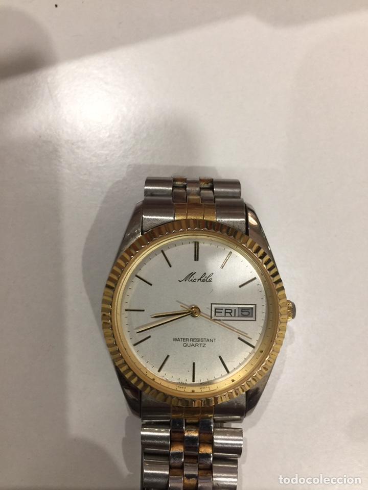 Relojes automáticos: Reloj suizo michele funciona perfecto - Foto 3 - 158738266