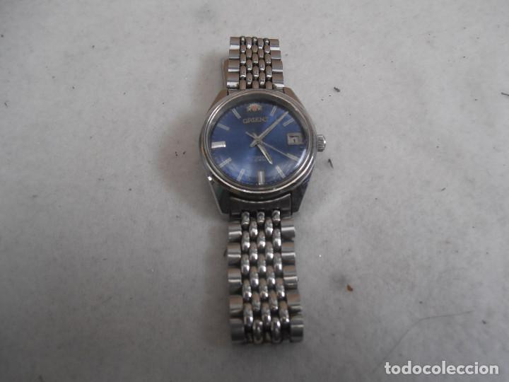 602ff7daf54b reloj orient 17 jewels automático - funcionando - Comprar Relojes ...