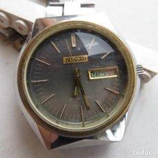 Relojes automáticos: ANTIGUO RELOJ DUWARD TIPO AQUASTAR AUTOMATICO MUY BUEN ESTADO,FUNCIONA,BARATO. Lote 158944558