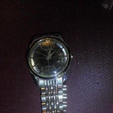 Relojes automáticos: ANTIGUO RELOJ CRISTAL WATCH AUTOMATIC 17 RUBIS INCABLOC EL RELOJ FUNCIONA CRISTAL RALLADO . Lote 159045306