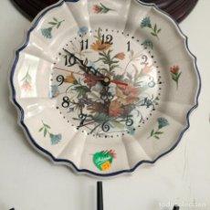 Relojes automáticos: RELOJ DE PARED. Lote 159200590