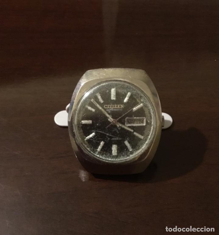 RELOJ AUTOMÁTICO CITIZEN NO FUNCIONA (Relojes - Relojes Automáticos)