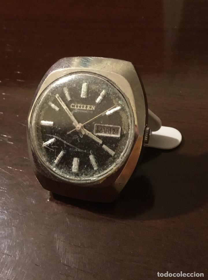 Relojes automáticos: Reloj automático citizen no funciona - Foto 2 - 159314594