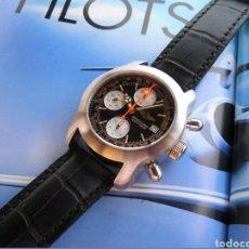 Relojes automáticos: BREITLING. ÚNICO. CRISTAL ZAFIRO.. Lote 158489946