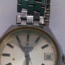 Relojes automáticos: RELOJ POTENS DE LUXE AUTOMATICO AÑO 60 RECIEN REVISADO RELOJERO. Lote 159962190