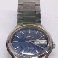 Relojes automáticos: RELOJ UNIPLEX AUTOMATICO. Lote 207010943