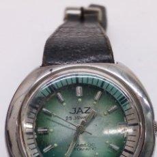 Relojes automáticos: RELOJ JAZ AUTOMÁTICO. Lote 160395338