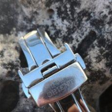 Relojes automáticos: CIERRE RELOJES ORIENT ACERO. Lote 160646021