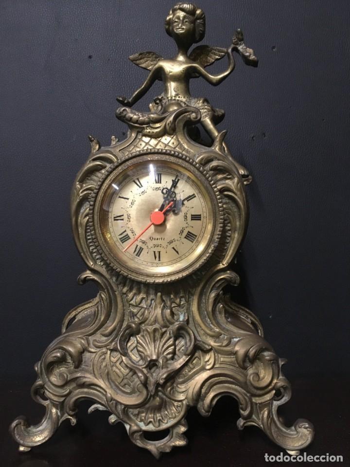 RELOJ SOBREMESA ANGEL (Relojes - Relojes Automáticos)