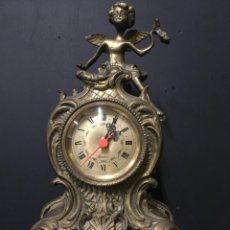Relojes automáticos: RELOJ SOBREMESA ANGEL. Lote 160712314