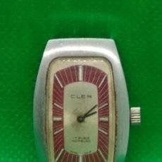 Relojes automáticos: VINTAGE RELOJ CLER 17 RUBIS INCABLOC AUTOMÁTICO Y FUNCIONANDO MADE SWISS. Lote 161036850