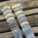 Relojes automáticos: CORREA RELOJ TISSOT SEASTAR VINTAGE IMCOMPLETA. Lote 161238182
