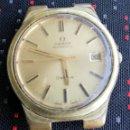 Relojes automáticos: ANTIGUO RELOJ OMEGA AUTOMÁTICO GENEVE PLAQUE ORO 20 MICR. Lote 161243146
