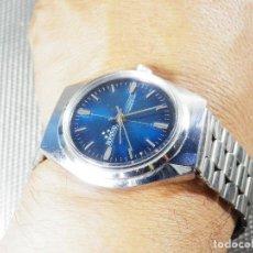 Relojes automáticos: INUSUAL ADMIRAL MECANICO FIN DE LOS 60 COLECCION PARTICULAR FUNCIONA DIFICILISIMO DE ENCONTRAR . Lote 161548886