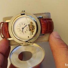 Relojes automáticos: RELOJ DE PULSERA BREGUET TOURBILLON. Lote 161878042