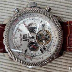 Relojes automáticos: BREITLING BENTLEY 1884 AUTOMATIC. Lote 162191998