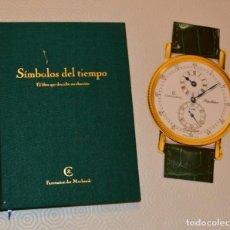 Relojes automáticos: CHRONOSWISS - SÍMBOLOS DEL TIEMPO - FASZINATION DER MECHANIK. Lote 162298190
