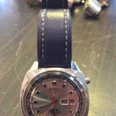 Relojes automáticos: RELOJ SEIKO CHRONO AUTOMATICO MODELO 6139-6022 DE LOS AÑOS 70. Lote 162341950