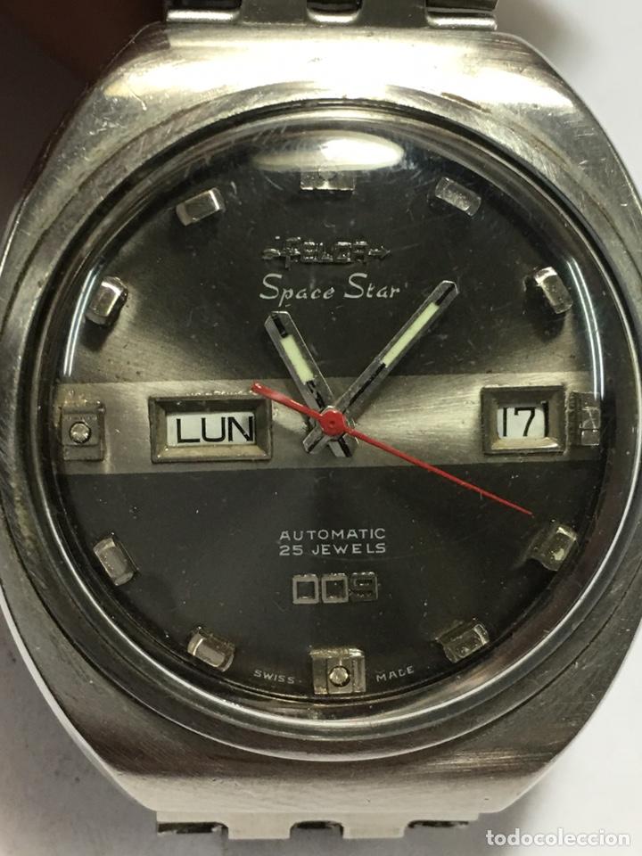 Automático 009 Felca Subasta Star Vendido Space Jewels 25 Reloj En LjA5R34q
