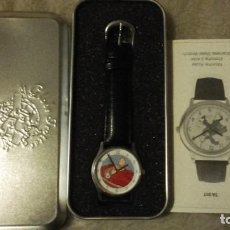 Relojes automáticos: RELOJ TINTIN. Lote 162423966