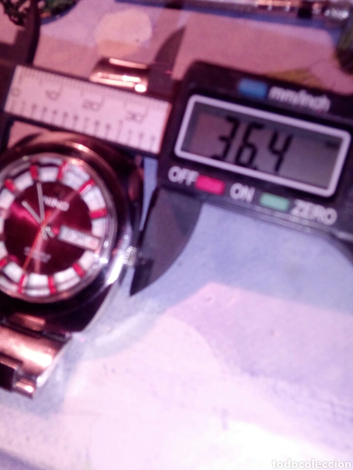 NINO AUTOMATIC 25 JEWELS SWISS MADE (Relojes - Relojes Automáticos)