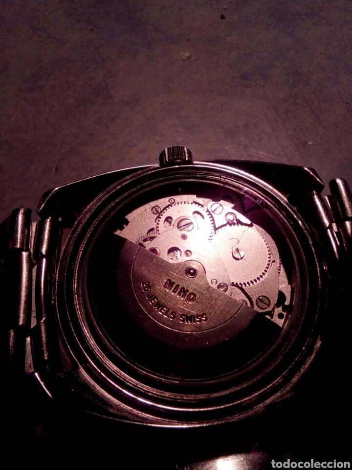 Relojes automáticos: NINO automatic 25 jewels swiss made - Foto 3 - 162602152