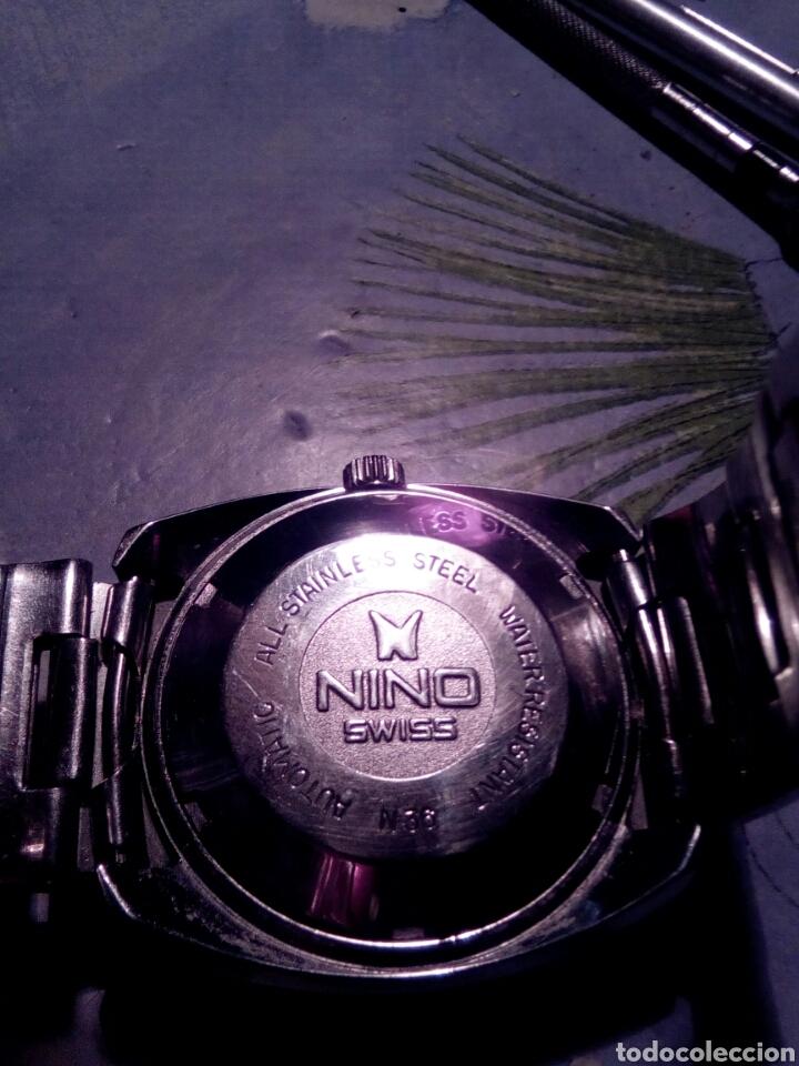 Relojes automáticos: NINO automatic 25 jewels swiss made - Foto 7 - 162602152