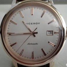 Relojes automáticos: RELOJ VICEROY AUTOMÁTICO. Lote 162805952
