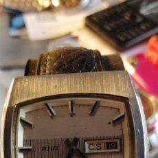 Relojes automáticos: RELOJ DE PULSERA VINTAGE MARCA RIGI SWISS MADE. Lote 163079986
