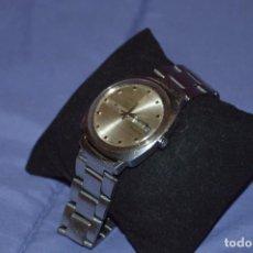 Relojes automáticos: ANTIGUO Y VINTAGE - RELOJ HASTE TRUE LINE - ALL STEEL - SWISS MADE - 6261 - AUTOMATIC - INCABLOC. Lote 163778798