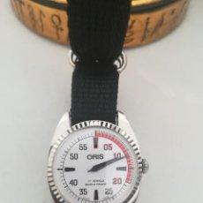 Relojes automáticos: VINTAGE RELOJ ORIS DEPORTIVO SUIZO NUEVO. .. Lote 163919742