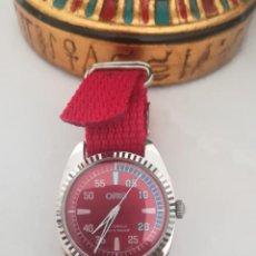 Relojes automáticos: VINTAGE RELOJ ORIS DEPORTIVO SUIZO NUEVO. .. Lote 163921018