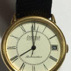 Relojes automáticos: RELOJ AUTOMÁTICO EXACTUS AMBASSADOR MÁQUINA 2824. Lote 163945053