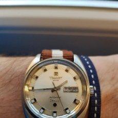 Relojes automáticos: RELOJ TISSOT SEASTAR CALIBRE 794, AUTOMATICO, REVISADO. Lote 163551094